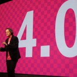 T-Moblle CEO John Legere at CES 2014.