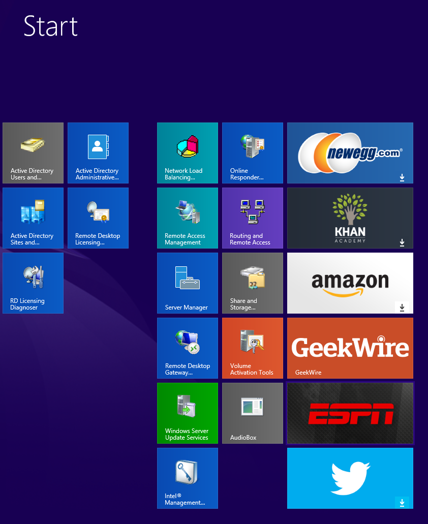 Add a GeekWire tile to your Windows 8.1 Start screen.