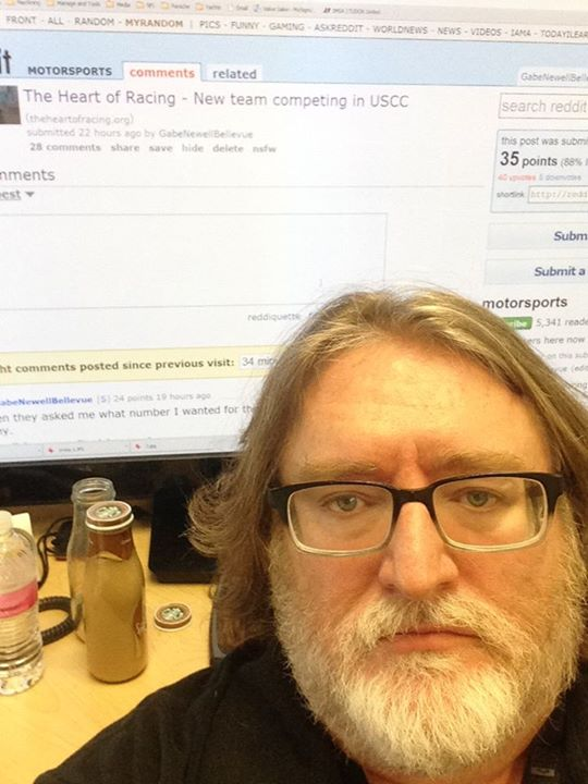 Valve boss Gabe Newell appears on Reddit to talk about