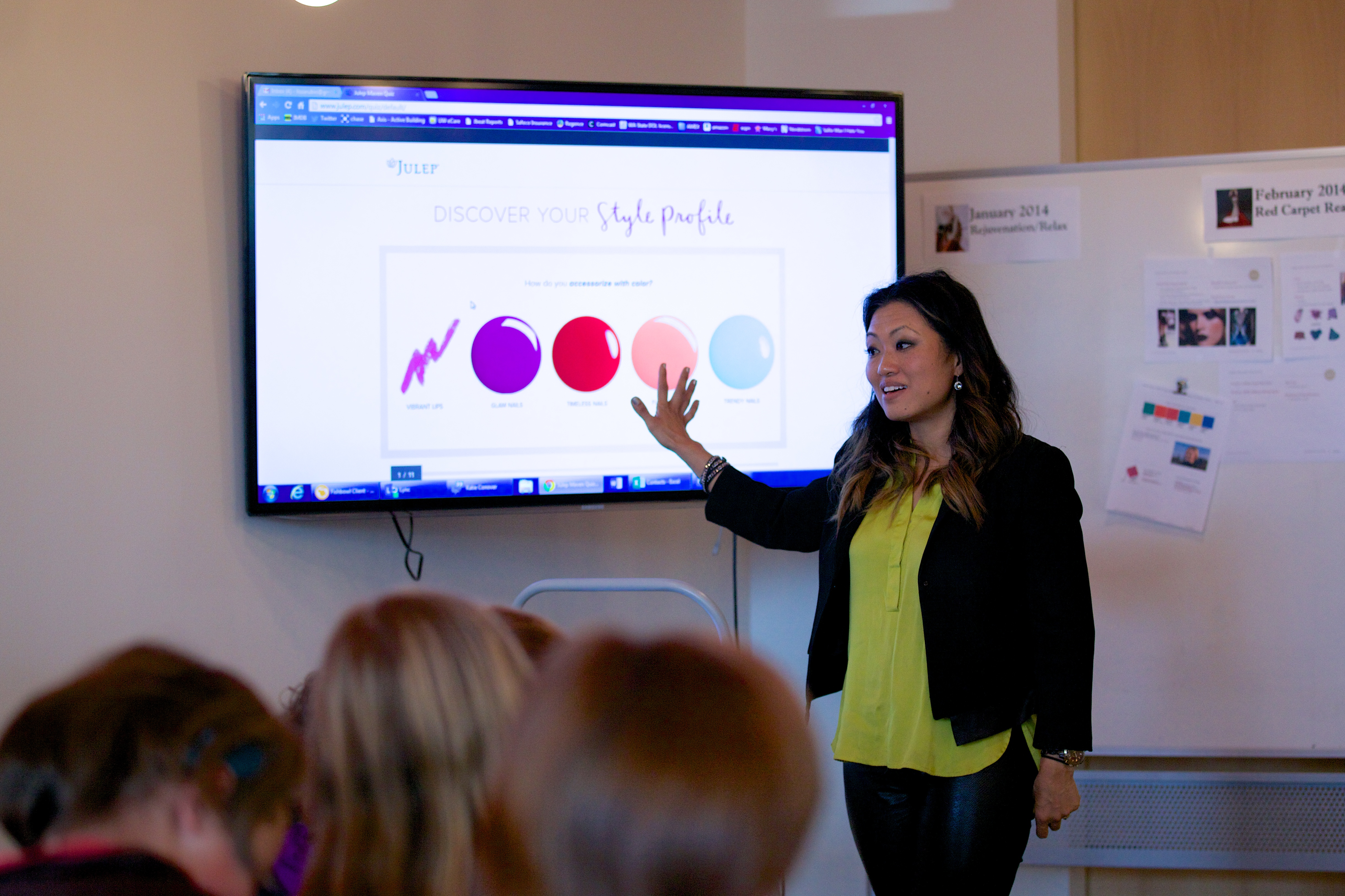 Startup Field Trip Seattle S Top Female Ceos Help 7th Grade Girls Learn About