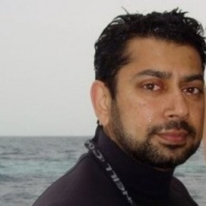 QManager CEO Moazzam Ahmed.