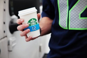 Starbucks has a brand that is more than just about a cup of coffee.