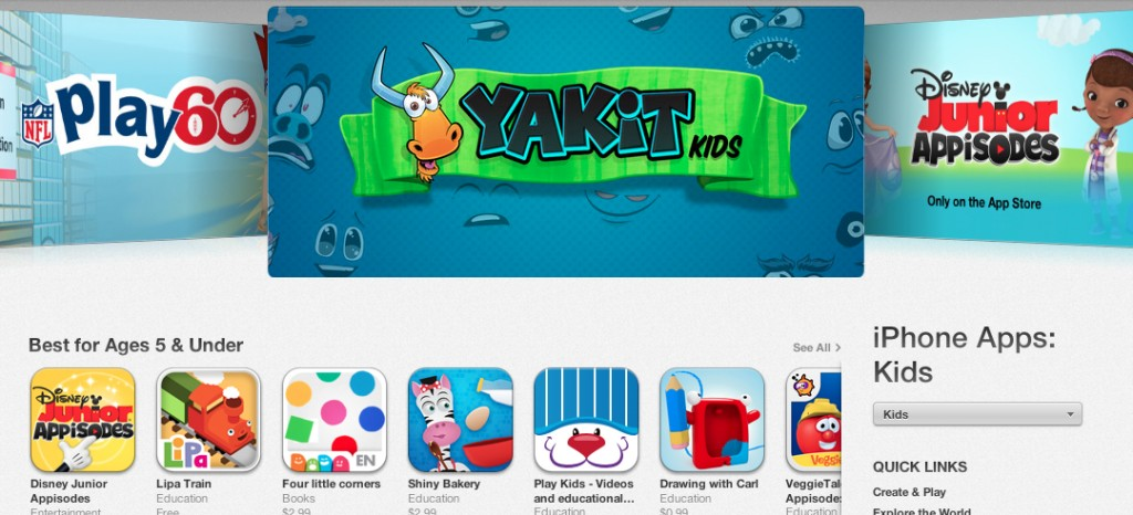 A promotional push by Apple can make the difference between a hit and a flop in the app store.