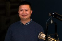 Tom Leung on the GeekWire radio show