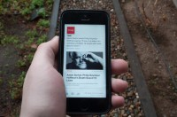 A Time Magazine article shown on Facebook's Paper app.