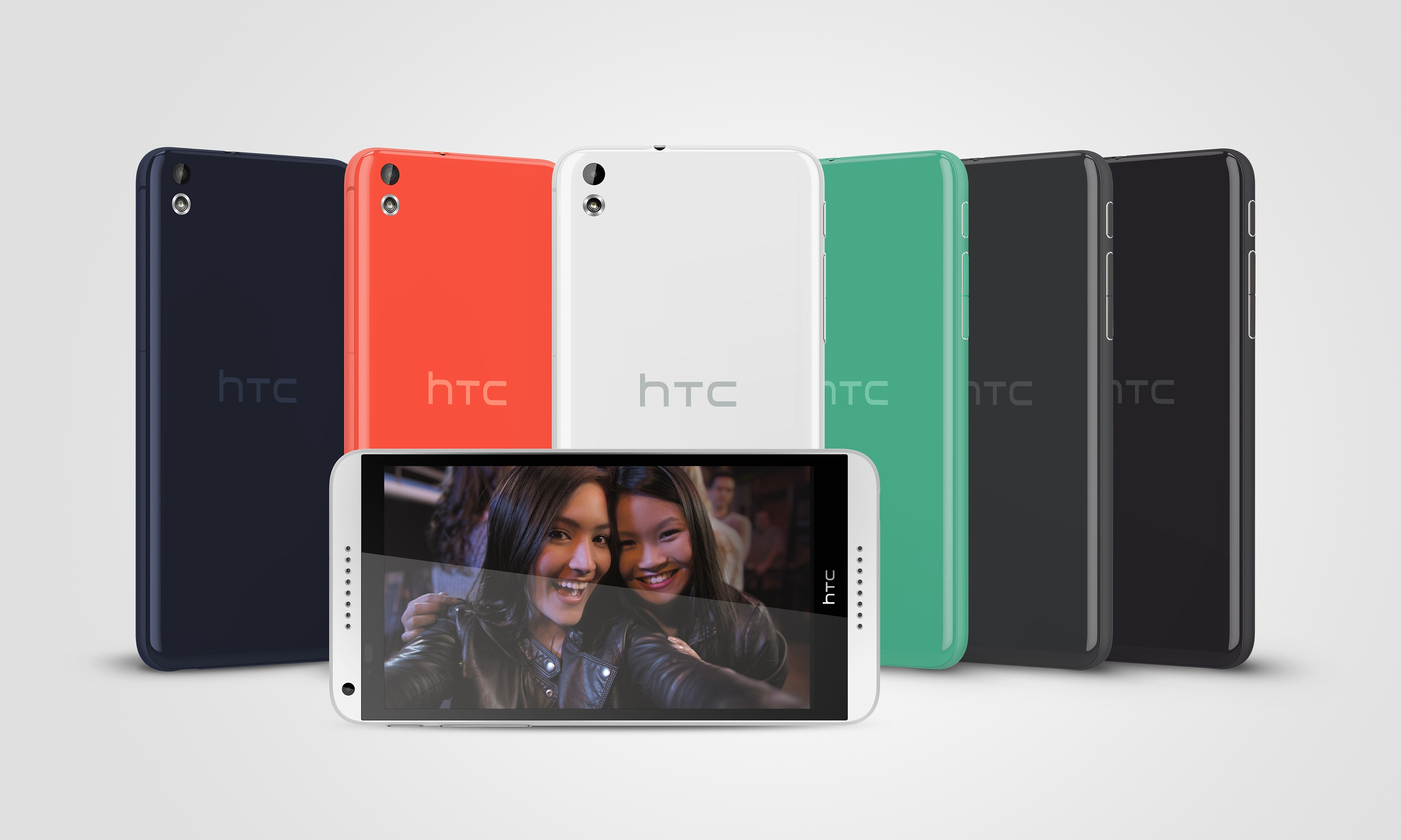 HTC unveiled a new mid-range phone at Mobile World Congress called the Desire 816.