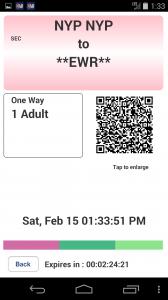 NJ Transit's MyTix app