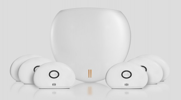 wally hub & sensors
