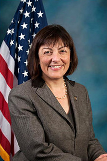 Suzan DelBene. Photo via Wikipedia
