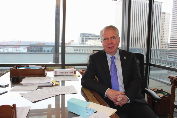New Seattle Mayor Ed Murray.