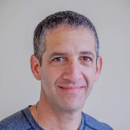 Front Desk CEO Jon Zimmerman.
