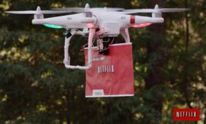 netflixdrone