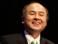 Sprint Chairman Masayoshi Son.