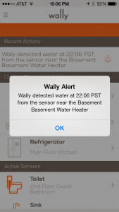 wally iPhone leak alert