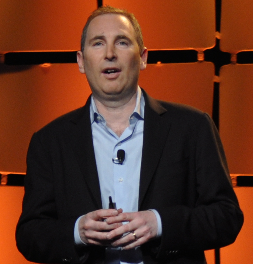 AWS chief Andy Jassy (GeekWire file photo)