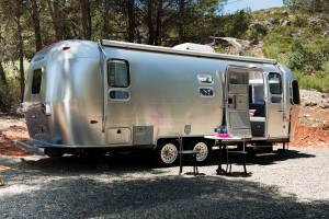Airbnb specializes in unusual places to stay, like this Airstream in Spain.
