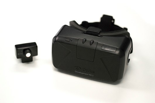 The Oculus Rift Developent Kit 2