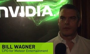 Meteor's Chief Product Officer Bill Wagner via GamerHubTV.