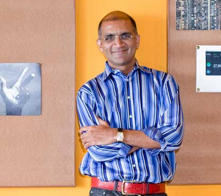 Indix CEO Sanjay Parthasarathy.
