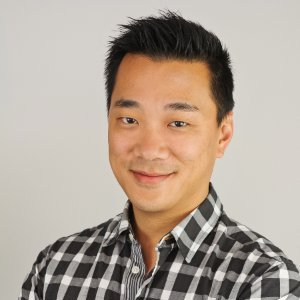 Yoogi's Closet co-founder and CEO <b>Simon Han</b>. - simonhan