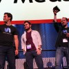 Simply Measured captures the 2013 Startup of the Year Award.
