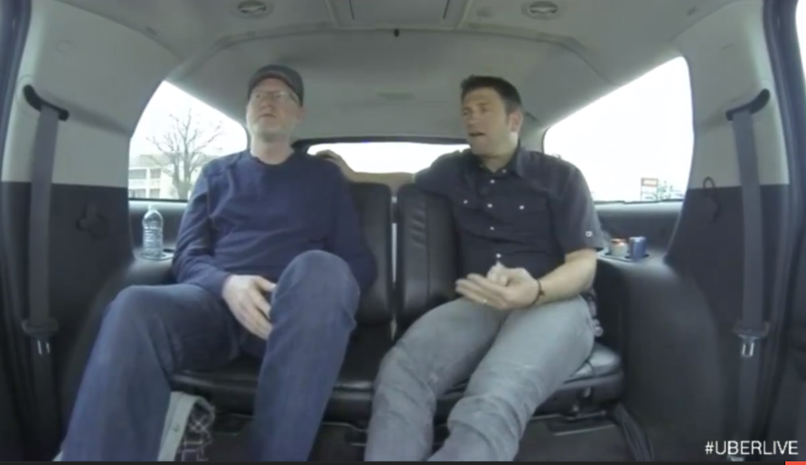 creativelive interviews ceos founders from back of an uber car at sxsw geekwire. Black Bedroom Furniture Sets. Home Design Ideas