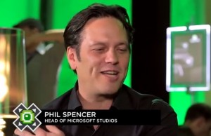Microsoft's new head of Xbox  Phil Spencer via Rev3Games.