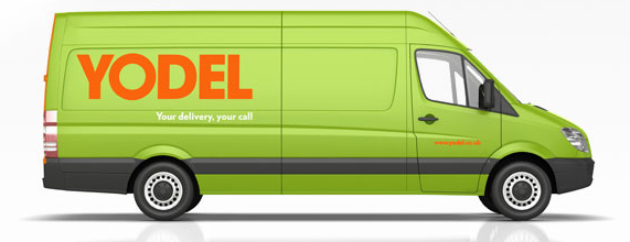 yodel delivery to ireland