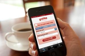 GrubHub+app