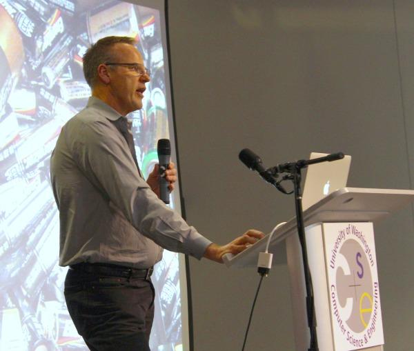 SNUPI co-founder Jeremy Jaech.