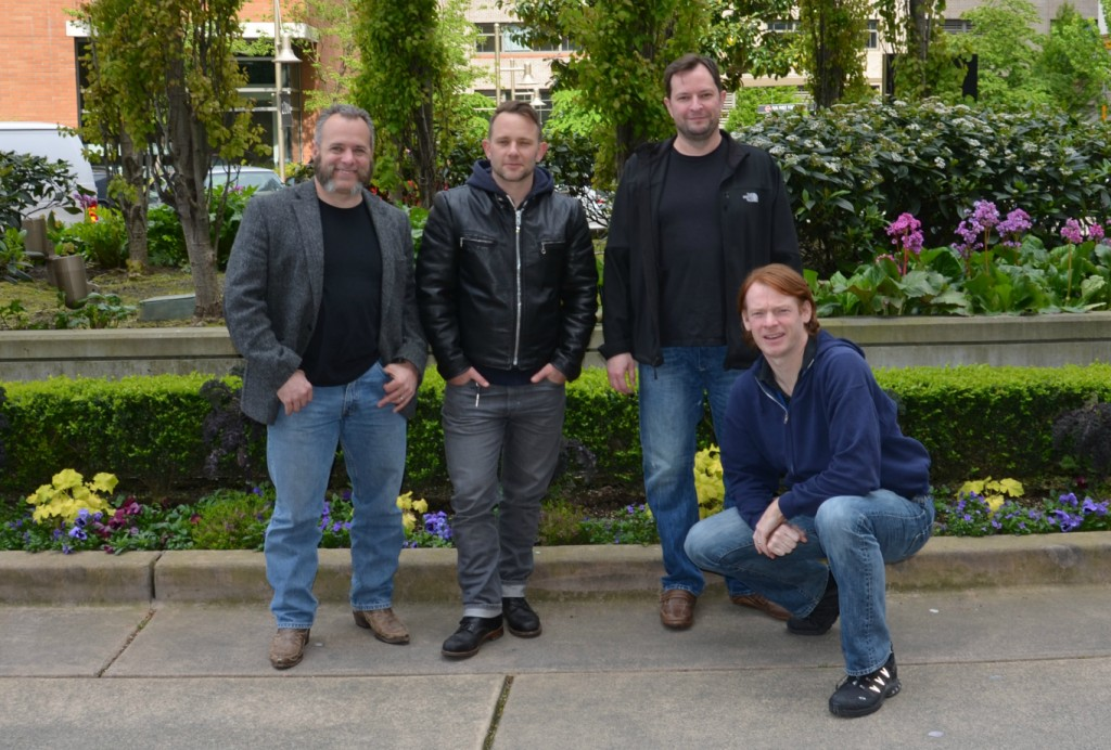 The Korner team.