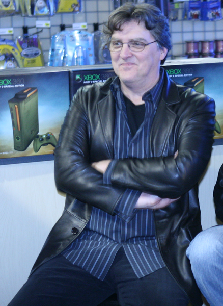 Marty O'Donnell. Photo via Wikipedia.