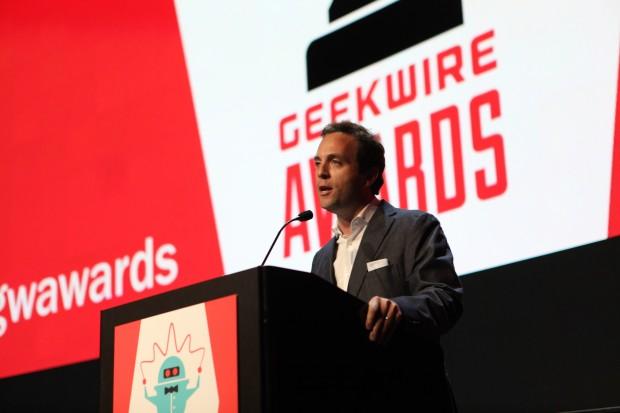Spencer Rascoff - GeekWire Awards Keynote