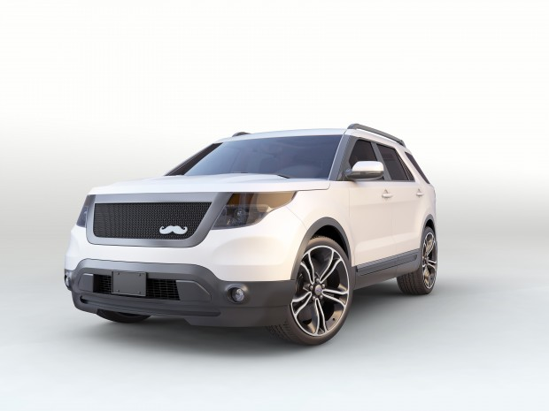 Custom Ford Explorer >> Lyft Debuts Luxury Suv Service With Custom Ford Explorers To One Up