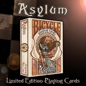asylumplayingcards