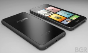 Images of the Amazon phone via BGR.