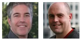 New co-CEOs Jamie Miller and Marty Roberts