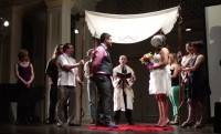 A geeky wedding at Ignite.