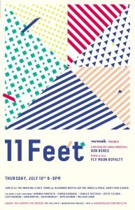 11 Feet Poster JPG