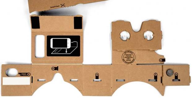 CardboardPreassembly