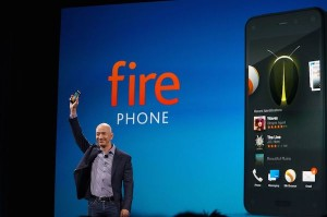 Hands-on with Amazon's Fire Phone: 3D, battery life and other first impressions