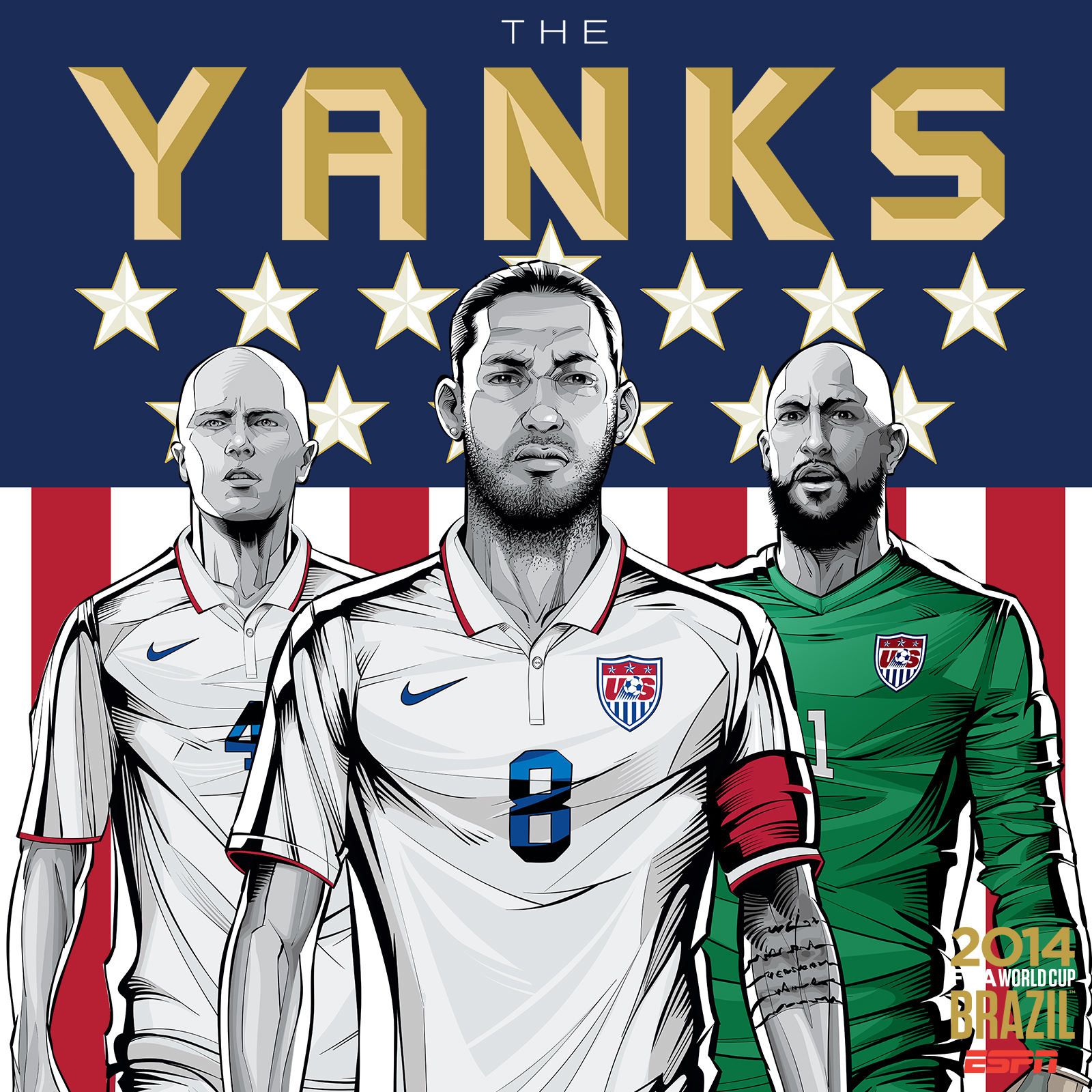 Microsoft, ESPN team up for slick World Cup website – GeekWire
