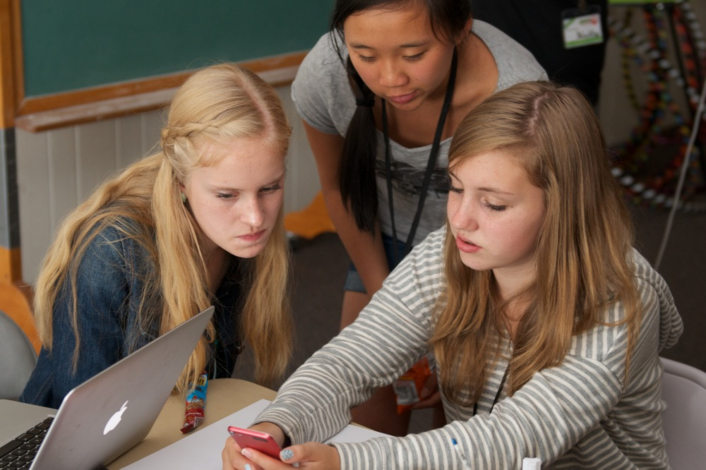 App Camp for Girls expanding to Seattle after successful first year in Portland