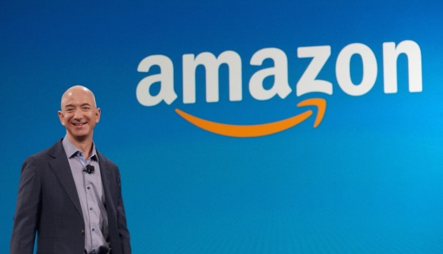 Amazon CEO Jeff Bezos. (GeekWire File Photo; photography was not permitted at today's meeting)