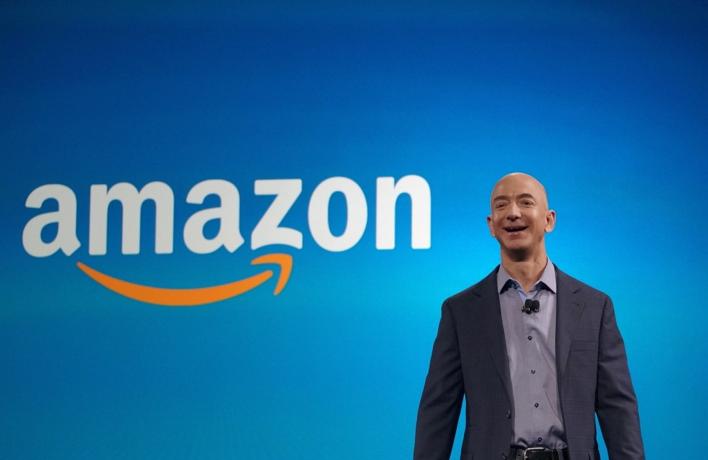 Image result for John bezos