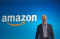 Amazon founder Jeff Bezos has cited the societal benefits of expanding in downtown Seattle, vs. the suburbs.