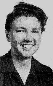 Leigh Brackett. Photo via Wikipedia