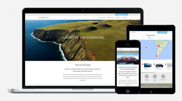 Buuteeq powers the Web site and apps for Explora