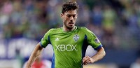 Brad Evans. Photo via Seattle Sounders FC.