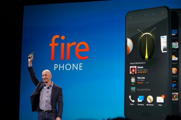 Amazon Ice phones look to extinguish the memory of the Fire Phone